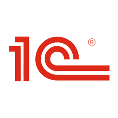 Логотип -системы 1С:Управление нашей фирмой