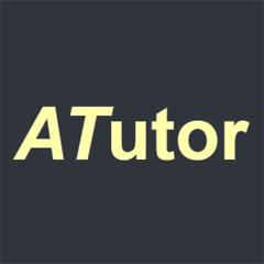 Логотип LMS-системы ATutor
