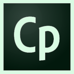 Логотип LMS-системы Adobe Captivate Prime
