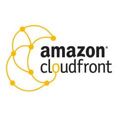 Логотип Amazon CloudFront