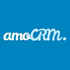 Логотип -системы amoCRM