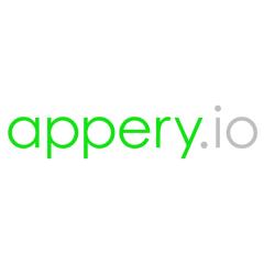 Логотип ADP-системы Appery.io