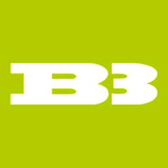 Логотип САД-системы B3