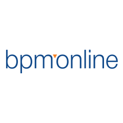 Логотип CRM-системы Bpm'online