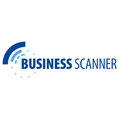Логотип BI-системы Business Scanner