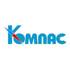 Логотип -системы КОМПАС Управление персоналом