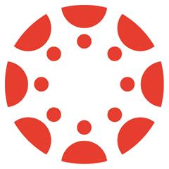 Логотип LMS-системы Canvas