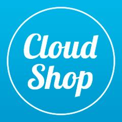 Логотип системы CloudShop