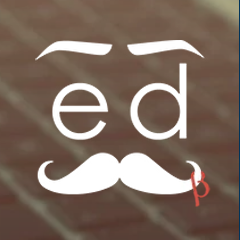Логотип Eduardo