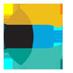 Логотип AI-системы Elasticsearch