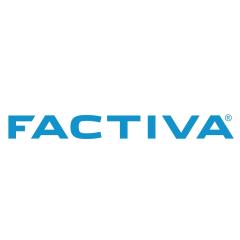 Логотип -системы Factiva