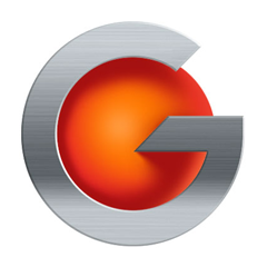 Логотип -системы G-Core