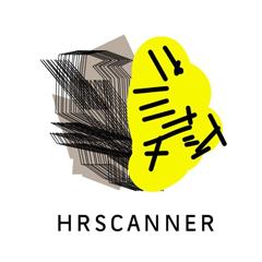 Логотип -системы Hrscanner