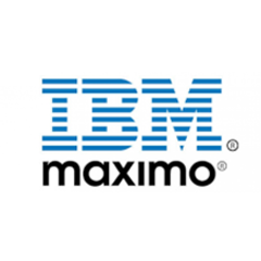 Логотип -системы IBM Maximo