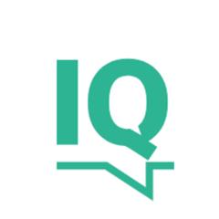 Логотип -системы IQSocial