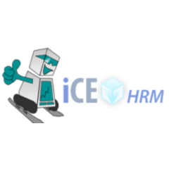 Логотип IceHrm