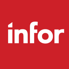 Логотип MRO-системы Infor EAM