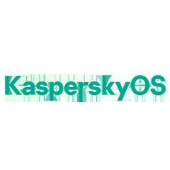 Логотип ОСИВ-системы KasperskyOS