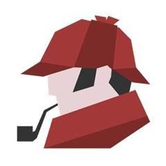 Логотип -системы Loginom