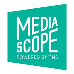 Логотип СМА-системы Mediascope