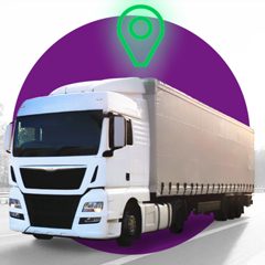 Логотип -системы МегаФон-КАРГО