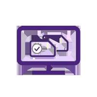 Логотип МегаФон М2М-мониторинг