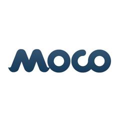 Логотип LMS-системы Moco