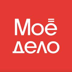 Логотип Моё дело