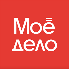 Логотип -системы Моё дело