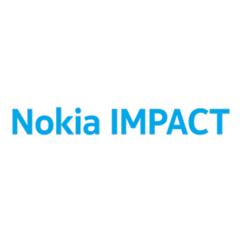 Логотип IoT AEP-системы Nokia IMPACT
