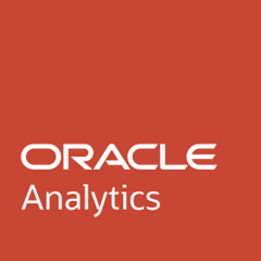 Логотип OA-системы Oracle Analytics Cloud