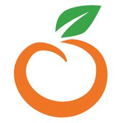 Логотип OrangeHRM