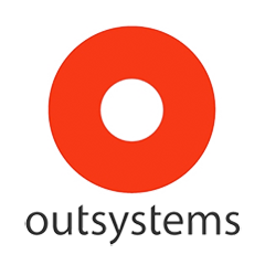Логотип ADP-системы OutSystems