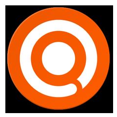 Логотип POS-системы Qasl