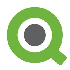 Логотип -системы Qlik Sense