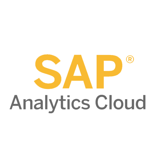 Логотип SAP Analytics Cloud