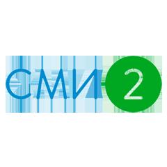 Логотип СМИ2