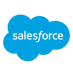 Логотип Salesforce Lightning