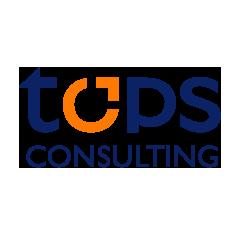Логотип MRO-системы TOPS Consulting: ТОиР