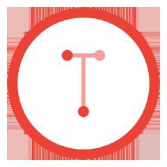Логотип AI-системы Tesseract OCR