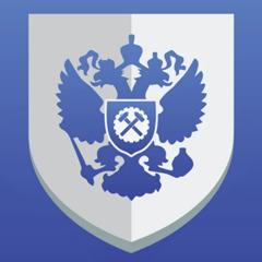 Логотип Трудвсем. Работа в России