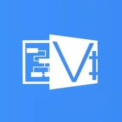 Логотип SCM-системы Visary SCM