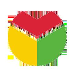 Логотип BI-системы Visiology