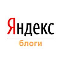 Логотип -системы Яндекс.Блоги