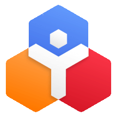 Логотип -системы Zoho People