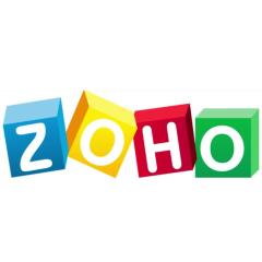 Логотип CRM-системы Zoho CRM