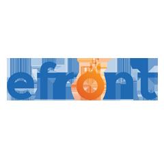 Логотип LMS-системы eFront