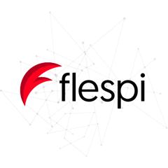 Логотип IoT AEP-системы flespi