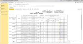 Табель учёта рабочего времени в программе 1С:Зарплата и управление персоналом