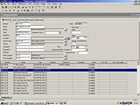Просмотр паспорта технического средства в программном продукте AMOS M&P (SpecTec AMOS Business Suite)